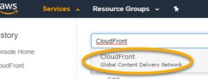 AWS CloudFront 01