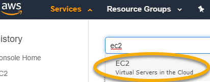 AWS EC2 für WordPress